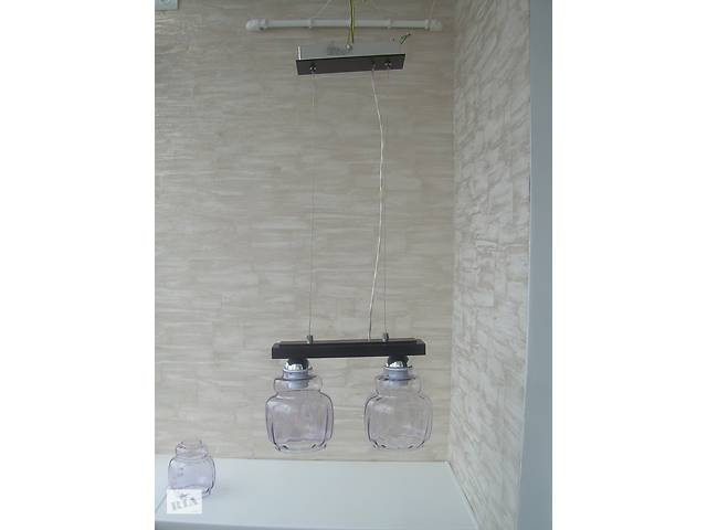 продам Подвесной светильник LAMKUR Daria LM-2.38 Wen, не оригинальные плафоны бу в Ирпене