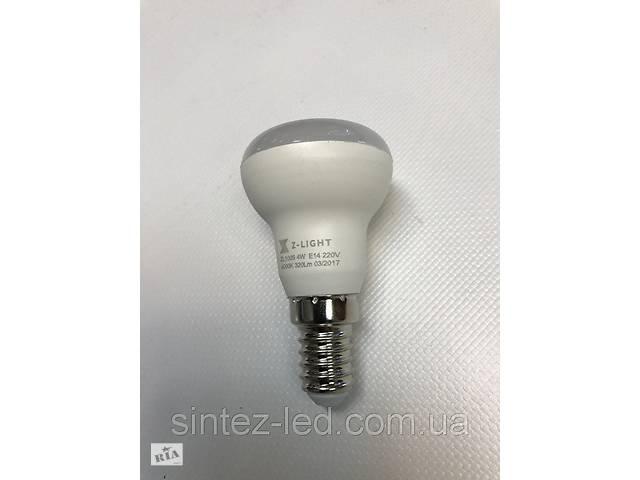 бу Светодиодная лампа Z- LIGHT ZL1005 4W R39 E14 4000K Код.58934 в Киеве