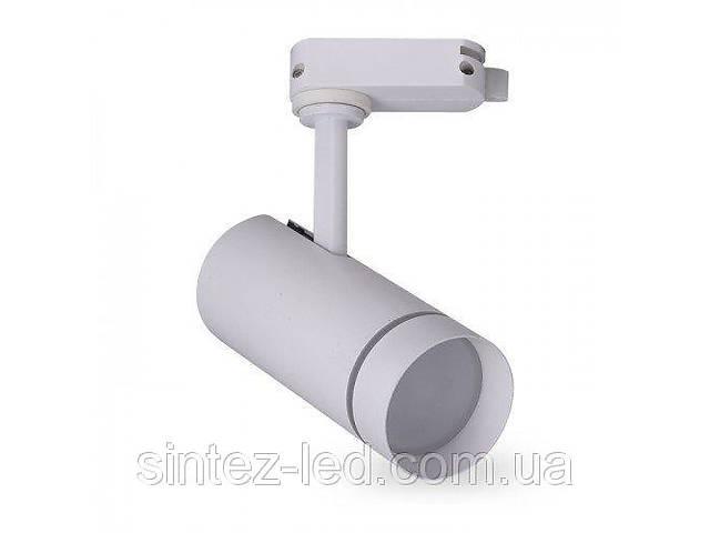 Светодиодный трековый светильник AL-106L 10W 6500К белый Код.59452- объявление о продаже  в Киеве
