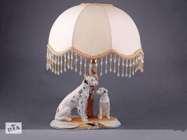 купить бу Светильник с абажуром Lefard Собака 28х15х23 см 101-425 в Одессе