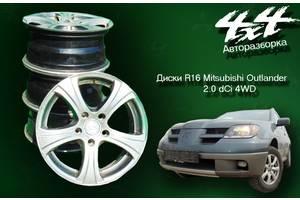 б/в диски Mitsubishi Outlander