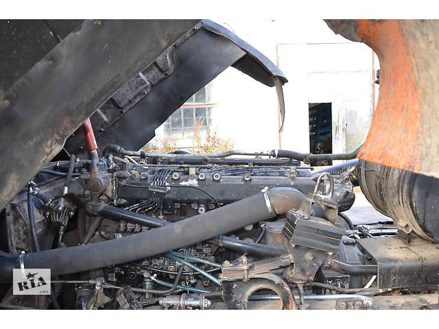 бу Установка импортного двигателя MAN на КАМАЗ  в Украине