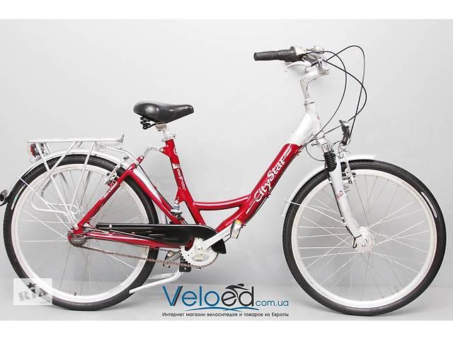 продам Велосипед Alu Citystar Германия,Магазин VELOED бу в Дунаевцах (Хмельницкой обл.)