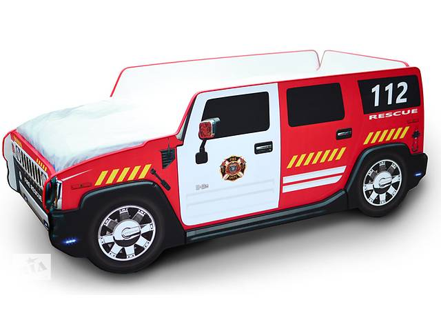 бу Ліжко пожежна машина Hummer H2 Diego в Києві