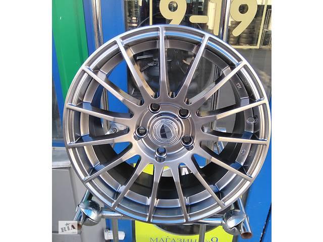 купить бу Диски ALLANTE 184 HB 4х98 R15 на ВАЗ/Fiat в Киеве