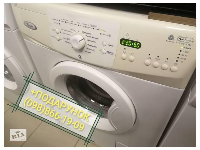 купить бу Пральна машина/стиральная машина/ стиральные машины/Whirlpool в Вінниці