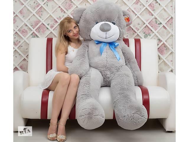 ❤️❤️❤️Большой плюшевый медведь 2 метра Украина.- объявление о продаже  в Харькове