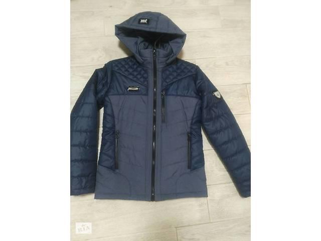 купить бу Куртка деми подросток в Харькове