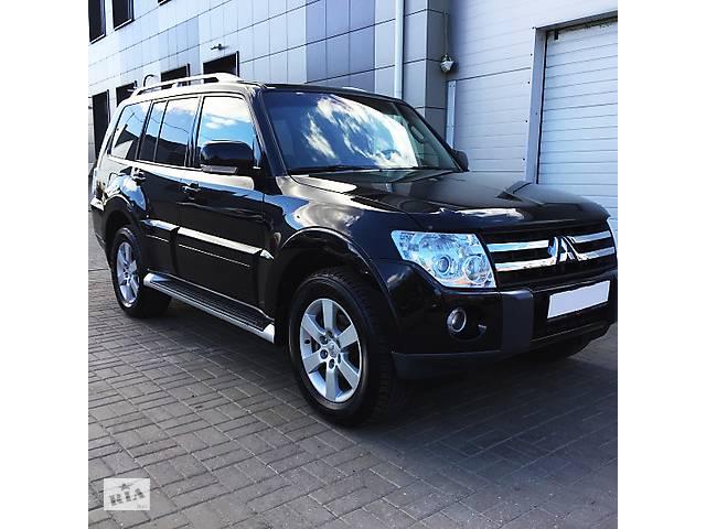 Сдам в аренду Mitsubishi Pajero Wagon (без водителя) 850 грн./сутки.  газ/бензин- объявление о продаже  в Киеве
