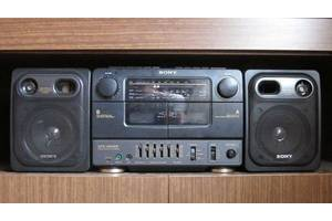 б/в Музичні центри з караоке Sony