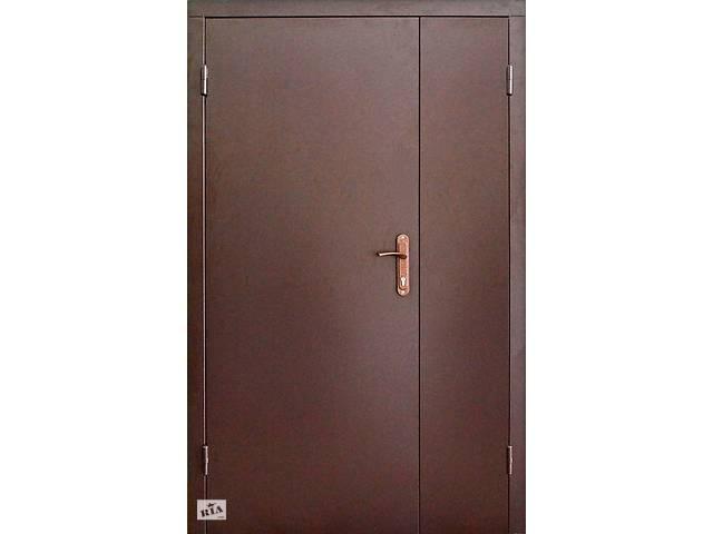 купить бу Тамбурні двостулкові вхідні двері Техно 2 в коридор в Києві