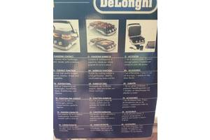Нові Аерогрилі Delonghi