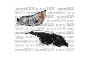 Новые Решётки бампера Audi 100