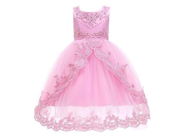 В наличии!!!!Шикарное праздничное платье со шлейфом- объявление о продаже  в Херсоне