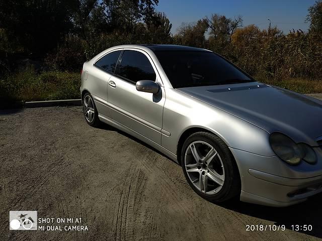 купить бу Б/у диск с шиной для Mercedes C-Class в Днепре (Днепропетровск)