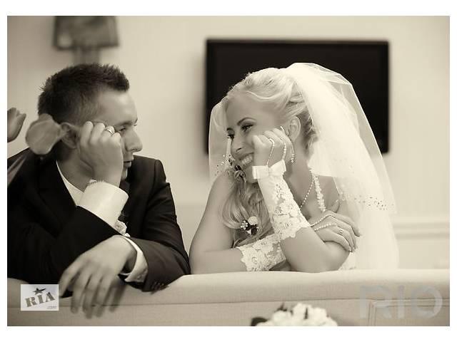 Фотограф и видеооператор на свадьбу, выпускной- объявление о продаже   в Украине