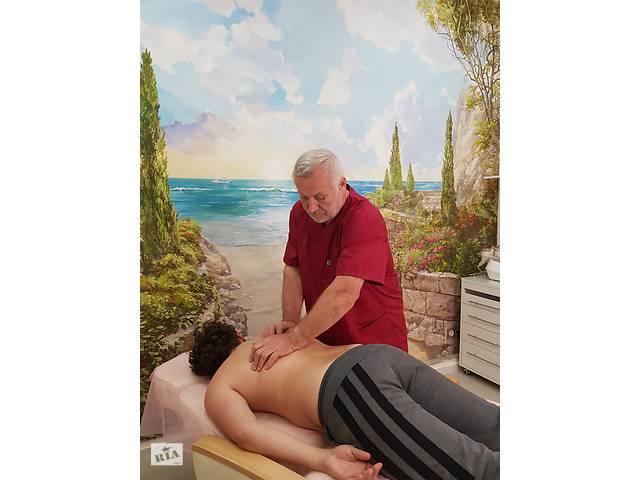 Остеопат, мануальний терапевт. Дитячий масаж.- объявление о продаже  в Киеве
