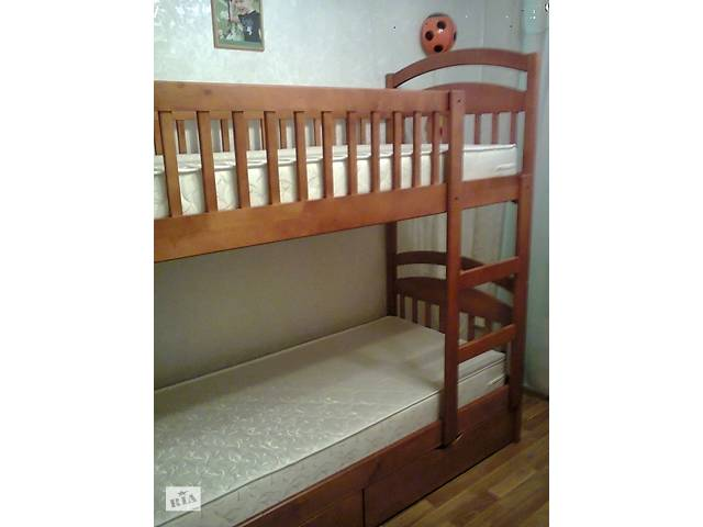 продам Двухъярусная кровать Карина -Акция! бу в Киеве