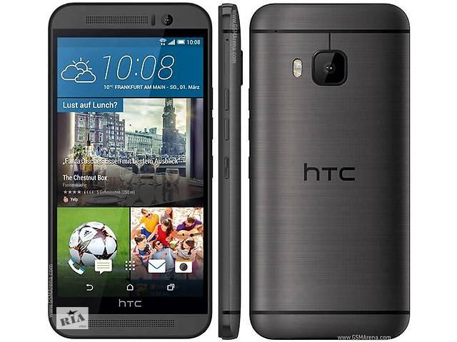 купить бу HTC One M9. 5'' 2G/3G/4G.RAM 3GB.ROM 32GB.20 mPix.Qualcomm 810.3 цвета в Кропивницком (Кировоград)
