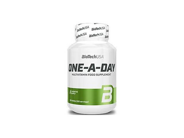 купить бу Витамины и минералыBioTech One a Day 100 tabs в Маріуполі