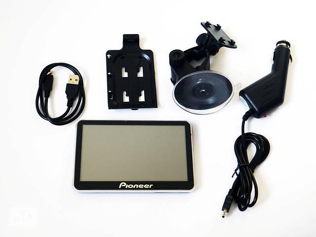 """бу 5"""" GPS навігатор Pioneer D910 - 8Gb IGO, Navitel, CityGuide в Дніпрі (Дніпропетровськ)"""