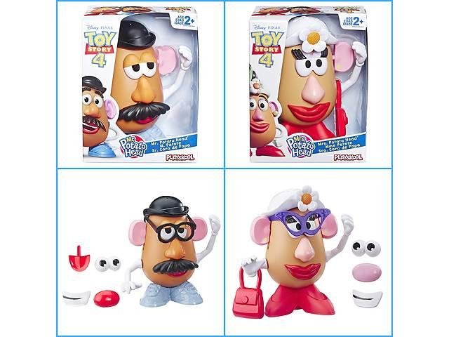Мистер картошка и Миссис картошка Mr. Potato Head, Toy Story 4- объявление о продаже  в Киеве