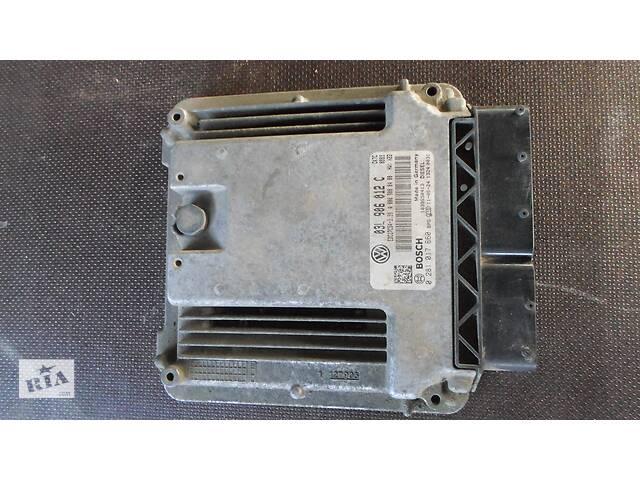 купить бу Б/у Мозги ЭБУ для Volkswagen Crafter 2,0 в Луцке