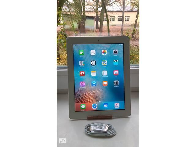 купить бу Продам планшет Apple iPad 2 Wi-Fi 16Gb White,состояние. в Виннице