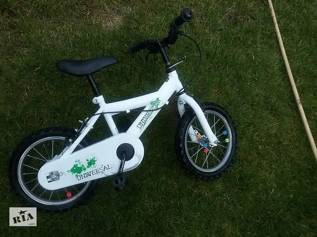 купить бу Продаю дитячий велосипед з Англії(з виставки) в Тернополе