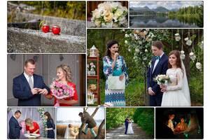 Свадебный фотограф и видеограф 2в1 как в Украине так и по всему миру по цене до 1 ч = 800 грн, >1 час = 500 грн/час