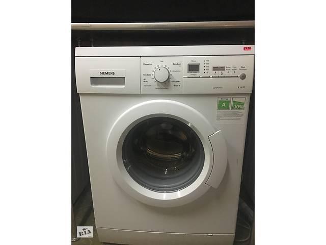 """Стиральная машина-автомат"""" Siemens """"б/у из Германии- объявление о продаже  в Глухове"""