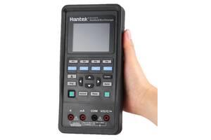 Hantek 2C42 портативний двоканальний осцилограф + мультиметр