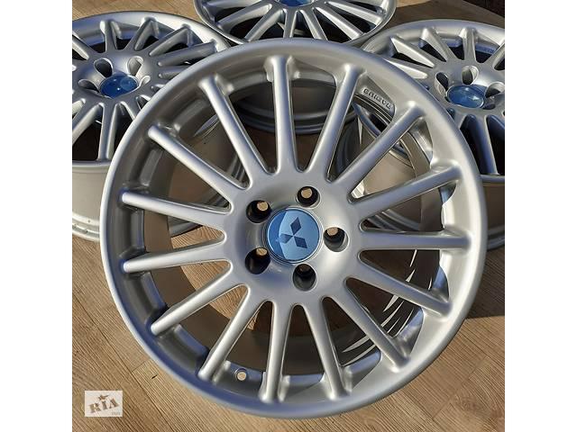 продам Диски Нові Mitsubishi R18 5x114.3 8,5j ET35 Lancer ASX Outlander Nissan Tesla Lexus Jeep Infiniti HondaToyotaSuzuki бу в Львове
