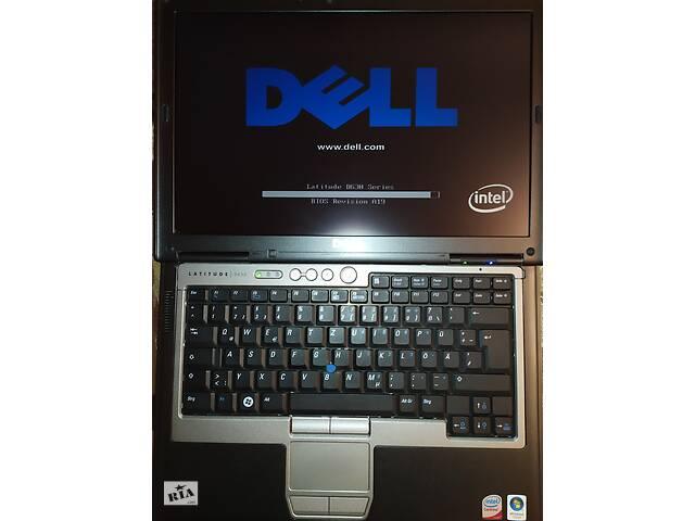 Dell Latitude D630 14,1& amp; # 34; 2 ядра, COM порт, відео на INTEL !!- объявление о продаже  в Киеве