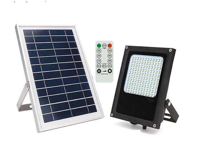 бу Прожектор світильник ліхтар 120 LED на сонячній батареї з пультом дистанційного управління в Южному (Південне)