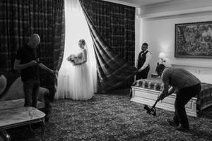 Весільна відеозйомка, відеограф
