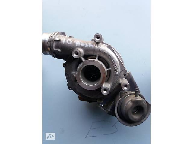 купить бу Турбина 144117533R Bosch Бош Рено Кенго Евро 5 Renault Kangoo 1.5 DCI в Ровно