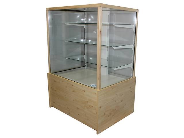 купить бу Витрина холодильная кондитерская ДНІПРОторг куб напольная новая в Днепре (Днепропетровск)