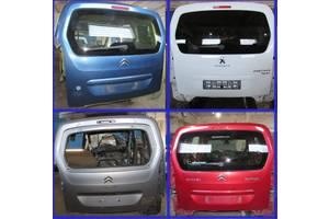 Ляда / двері задня для Пежо Партнер Peugeot Partner 2008-2016