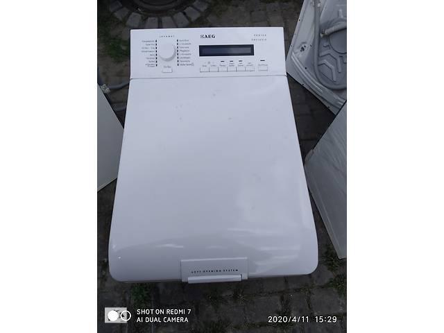 продам Продам пральну машинку марки AEG на 6 кг бу в Дрогобыче