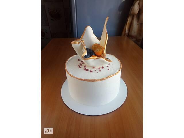 бу Домашние торты и печенье в Днепре (Днепропетровск)