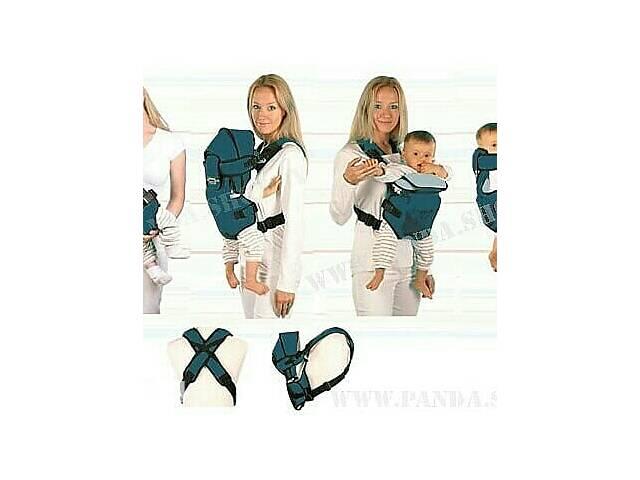 купить бу Кенгуру-переноска для детей Womar rain №8 standart ( оригинал) в Глевахе