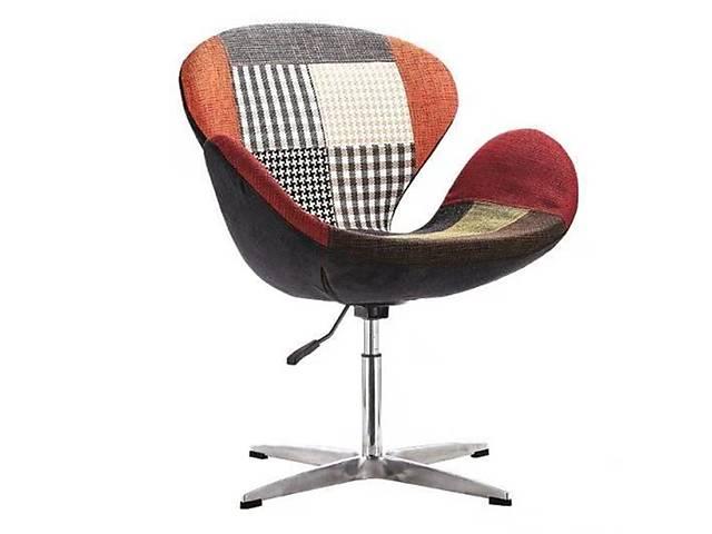 купить бу М& # 039; какое кресло для гостиной Сван, пачворк, зеленый в Днепре (Днепропетровск)