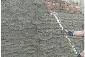 Штукатурка песчано - известковая