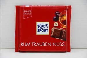 Шоколад Ritter Sport  (Германия)