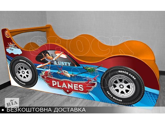 бу Ліжко машина Дасті Shock Cars від 140х70 Безкоштовна доставка! в Києві