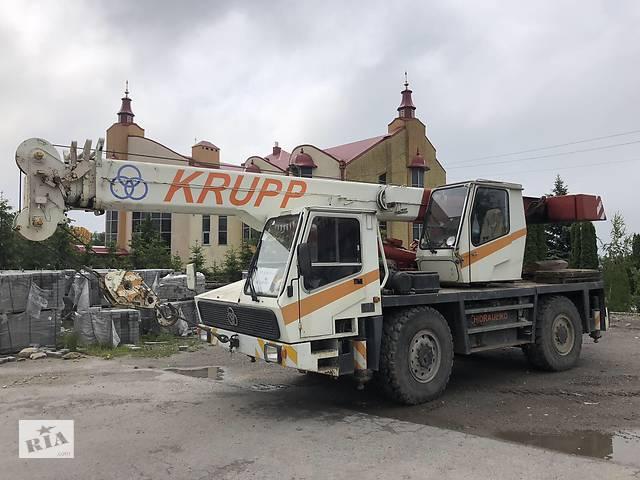 бу послуги крана оренда крана автокрана услуги краном в Тернопольской области