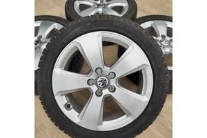 Диски Volkswagen R17 5x112 A3 A4 SQ2 VW Passat Beetle T-Roc CC Golf Jetta Skoda Superb Octavia A5 A7 Seat Ateca