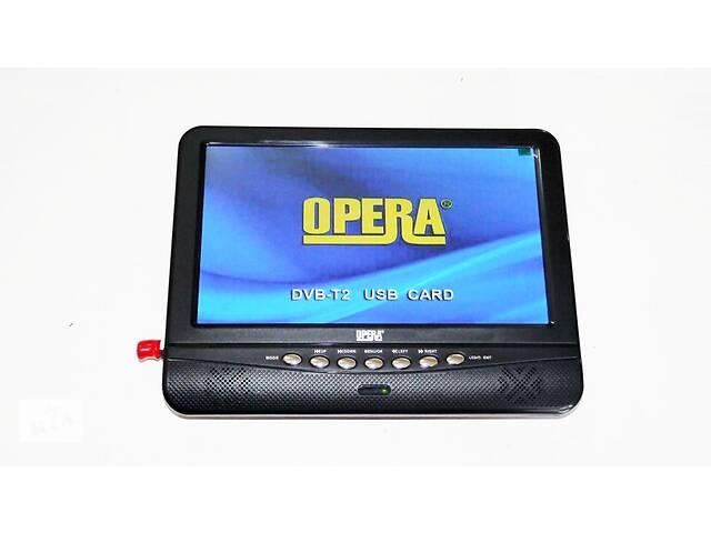 продам 9,5 & quot; TV Opera 901 Портативний телевізор з Т2 бу в Житомирі