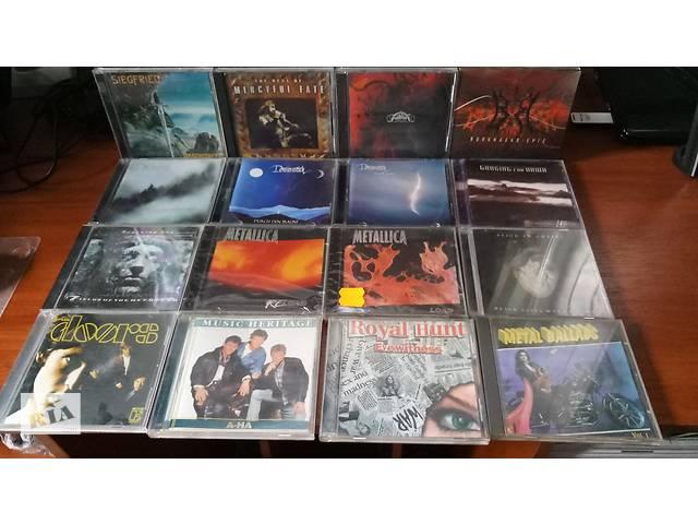 купить бу Продам CD, DVD, MP3 разных групп и исполнителей (рок, метал, индастриал, электорника, фолк и прочее) в Харькове
